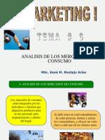 TEMA # 6 - Analisis de Los Mercados de Consumo