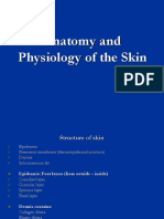 Skin Anatomy and Phys