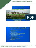 Finanzas Para Proyectos Inmobiliarios