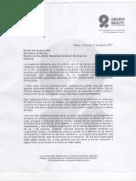 Grupo Multisectorial envía carta a secretario de salud de Yunes