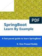 Springboot Learn by Example Sample