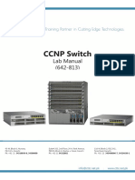 CTTC CCNP Switch Manual