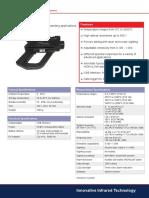 Pirometro - Data Sheet Optris P20