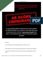 As Ações Censuradas.pdf