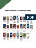 Daftar Materi Penyuluhan Berupa Audio Visual