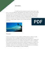 Lugares Turisticos en Centro America