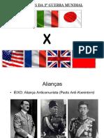 Slide Imagens Da Segunda Guerra Mundial