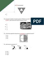 Evaluacion de Fracciones ADAPTADA