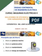 Maquinas Eléctricas II - Clase 13