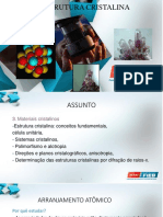 ESTRUTURAS CRISTALINAS.pptx