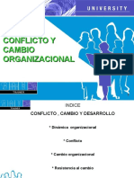 Conflicto Cambio Organizacional, Mayeyea
