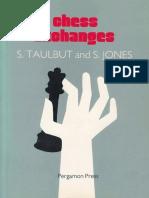 Taulbut & Jones - Chess Exchanges (1986)