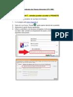 Acceso a Pronote 2017 Primaria 2de Trimestre