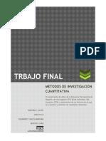 TP Metodologías Cuntitativas SPSS