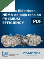 Motores Eléctricos Nema