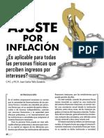 Ajuste Por Inflacion Mayo 2015 PAF