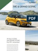 Scenic Brochure
