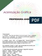 Acentuação Gráfica ANDRÉA CALAZANS.ppt