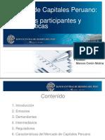 CEFA 2014 Participantes y CaracterÃ-sticas Del MK
