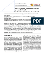 A journal of real peak recognition of electrocardiogram signal using neural network.pdf