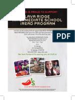 give back event flyer 20178251281268 lava ridge intermediate school iread program cmedp 1503681086098