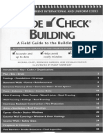 Code Check Building - A Field Guide to the Building Codes -A