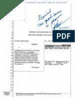 Federal Judge Denies SEIU-UHW's Request to Postpone Trial over Failure to Represent Union Member