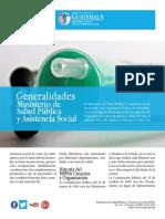 La Salud en Guatemala Informacion