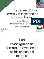 Roca Signe as Bow