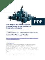 Dubois_Los Bloques de Construcción de Transformación Digital_español
