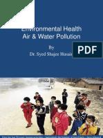 Environmental Health - Air and Water Pollution