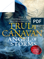 Trudi Canavan - [Millennium's Rule 02] - Angel of Storms (Epub)