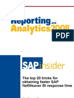 651-top-20-tricks-to-improve-sap-bw-performance.ppt