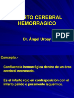 Infarto Cerebral Hemorragico
