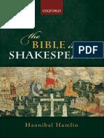 Hannibal Hamlin the Bible in Shakespeare