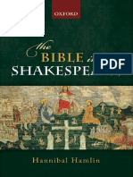 Hannibal Hamlin the Bible in Shakespeare