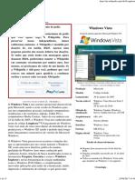 Windows Vista Wikipédia a Enciclopédia Livre