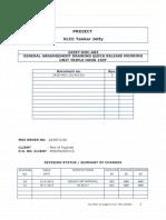 VLCC 1 - General Arrangement Drawing Quick Release Mooring Unit Triple Hook 150T A01