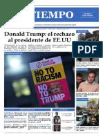 EL TIEMPO - DIARIO DE POLÍTICA