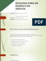 Metodologia Para Un Diagnostico en Energetico