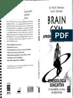 BRAIN GYM aprndizaje de todo el cerebro- Dennison- libro español 85.pdf
