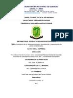 Informe de Peces Ornamentales