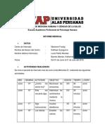 informe mensual