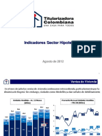 Sector Hipotecario Junio 2012 v1