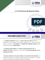 FEBA - Informe Industria Marzo 2017