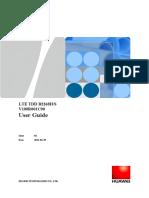 Lte Tdd b2268h&s User Guide