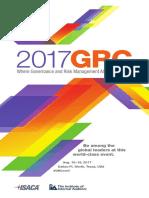 2017 GRC Brochure