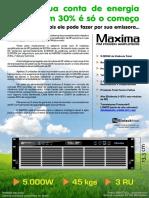 Brochure MAX5K