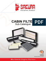 Cabin Air Filter 082013