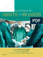 Review of Surgery for ABSITE and Boards.epub